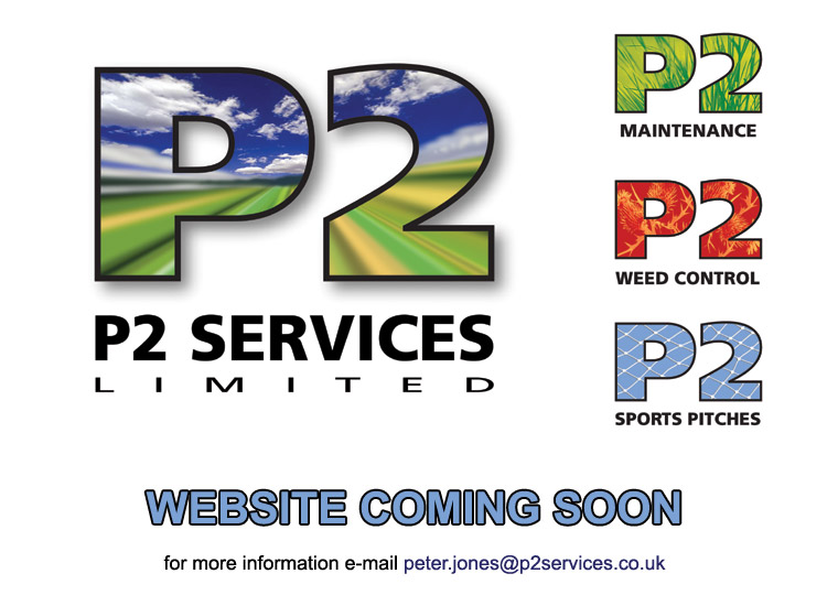 P2 Services Limited :: Maintenance : Weed Control : Sports Pitches